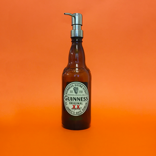 Guinness Soap and Lotion Dispenser