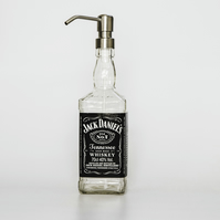 Jack Daniels Soap and Lotion Dispenser