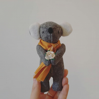 Koala, Soft Sculpture, Jack