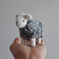 Herdwick Sheep, Soft Sculpture