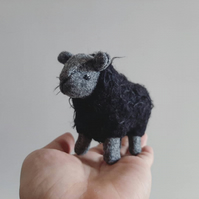 Black Sheep, Soft Sculpture