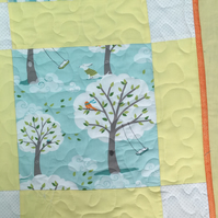 Windy Woods Quilt
