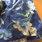 Sanderson of blue floral cuts good quality