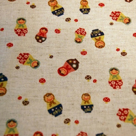 Russian Doll Fabric