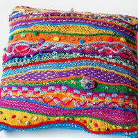 For The Love Of Colour Cushion
