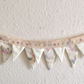 Decorative layered bunting,swag,decorative wall hanging