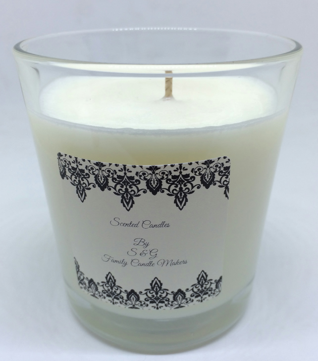 Joop Scented Candle - Hand Made