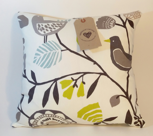 Scandinavian style cotton cushion cover
