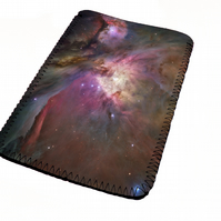 Deep space nebula kindle & e reader soft sleeve for all kindle models