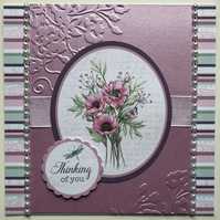 HANDCRAFTED THINKING OF YOU CARD