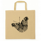 Butterfly (Tote Shopping Bag)