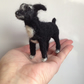 Custom order your own dog needle felted