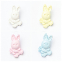 Baby Rabbit buttons 15mm
