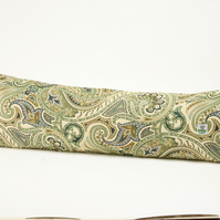 Italian Paisley Door Draught Excluder