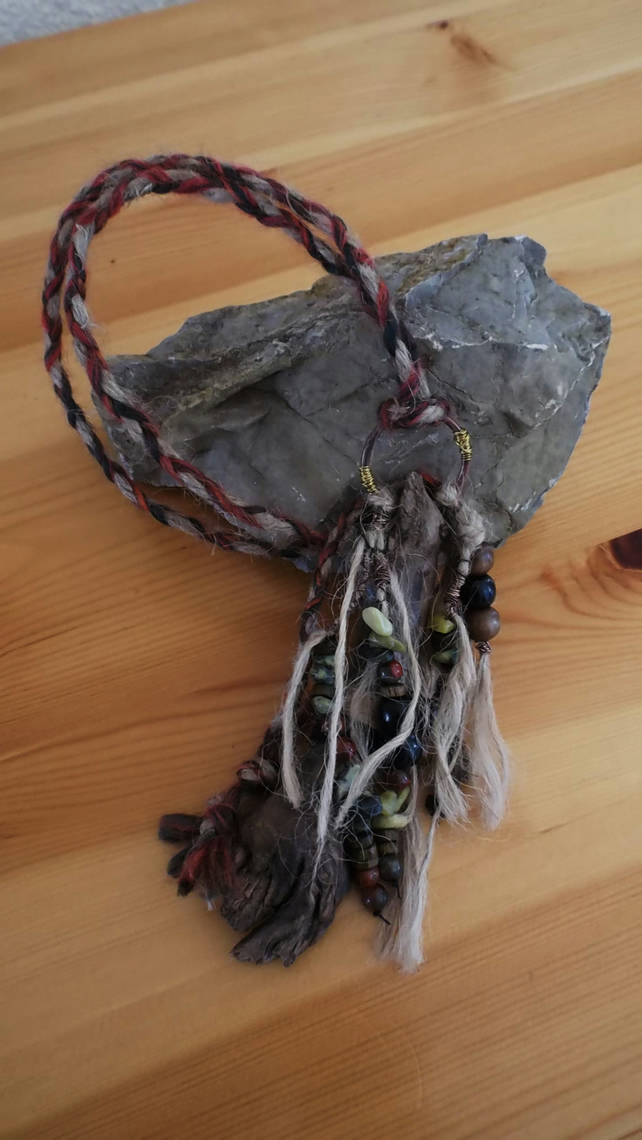 K.ALICHA : SHAMANS NECKLACE