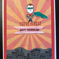 Superhero Father's Day