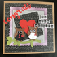 Congrats on Your Wedding - cute owl couple handmade card