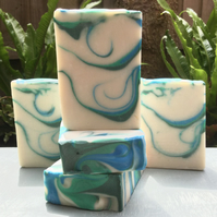 Peppermint Essential Oil. Handmade Soap.140g - 150g