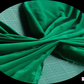 Emerald Green - Light Weight Cotton Dressmaking Velvet - 112 cms 240gsm