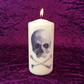 Skull And Crossbone Macabre Death Gothic Scented Candle