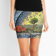 Flammarion Mini Skirt