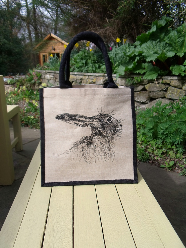 Hare Shopping Bag- Hare Gift