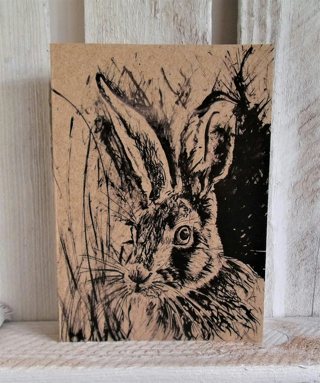 Hare Eco Notebook - Sketchbook