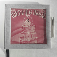 'Wedding Waltz' Guest book