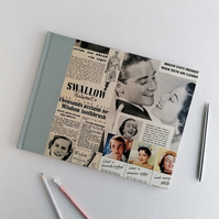 'The 1950's' Sketchbook
