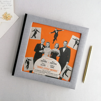 'Three Little Words' Fred Astaire large plain paper notebook