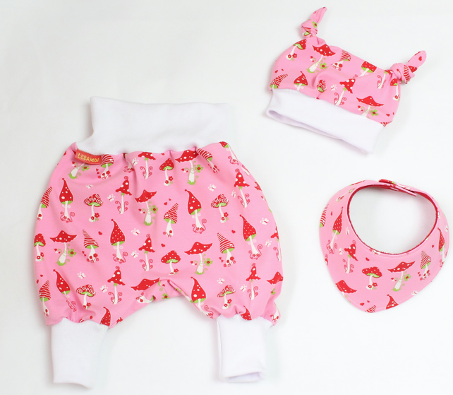 Newborn Set Baby Girl