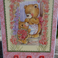 Card - Mummy - Especially for You    (57052)