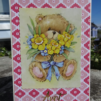Card - Aunt - Especially for You    (57053)