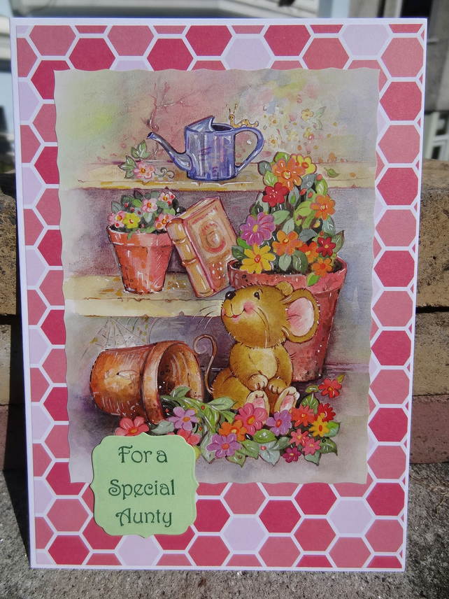 Card - For A Special Aunty   (57054)
