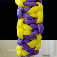 Bracelet -  Paracord Solomon's Mountain (B019)