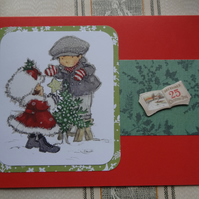 Christmas Card - Christmas - December 25th     (57062)