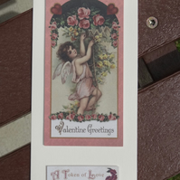 Valentine's Card - A Token of Love    (DL006)