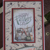 Father's Day Card - Happy Father's day (57058)