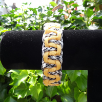 Cobra Belly Paracord Bracelet (B027)