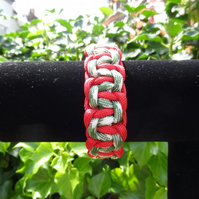 Cobra Belly Paracord Bracelet (B028)