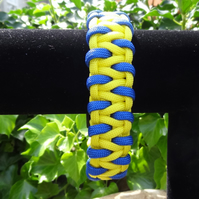 Caged Solomon Paracord Bracelet (B068)