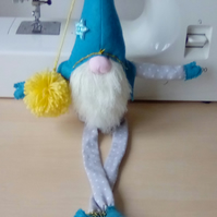 Xmas Gnome, xmas Decor, Swedish Gnome