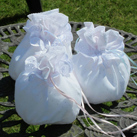 Dolly bags for little flower girls