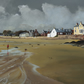 Elie Beach Scottish Landscape Giclee Print