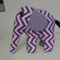 stripey elephant