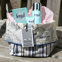Recycled Fabric Gift Bag Hamper