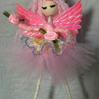Rosebud Ballerina Fairies are here and just waiting to meet you.