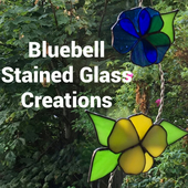 Bluebell Stained Glass Creations