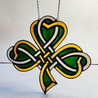 St Patrick's day Celtic Shamrock MADE TO ORDER