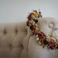 Stunning Bespoke Dried Flower Crown for weddings, photo shoots